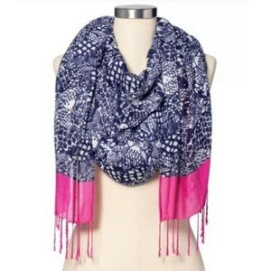 LILLY PULITZER scarf 🧣limited edition collection
